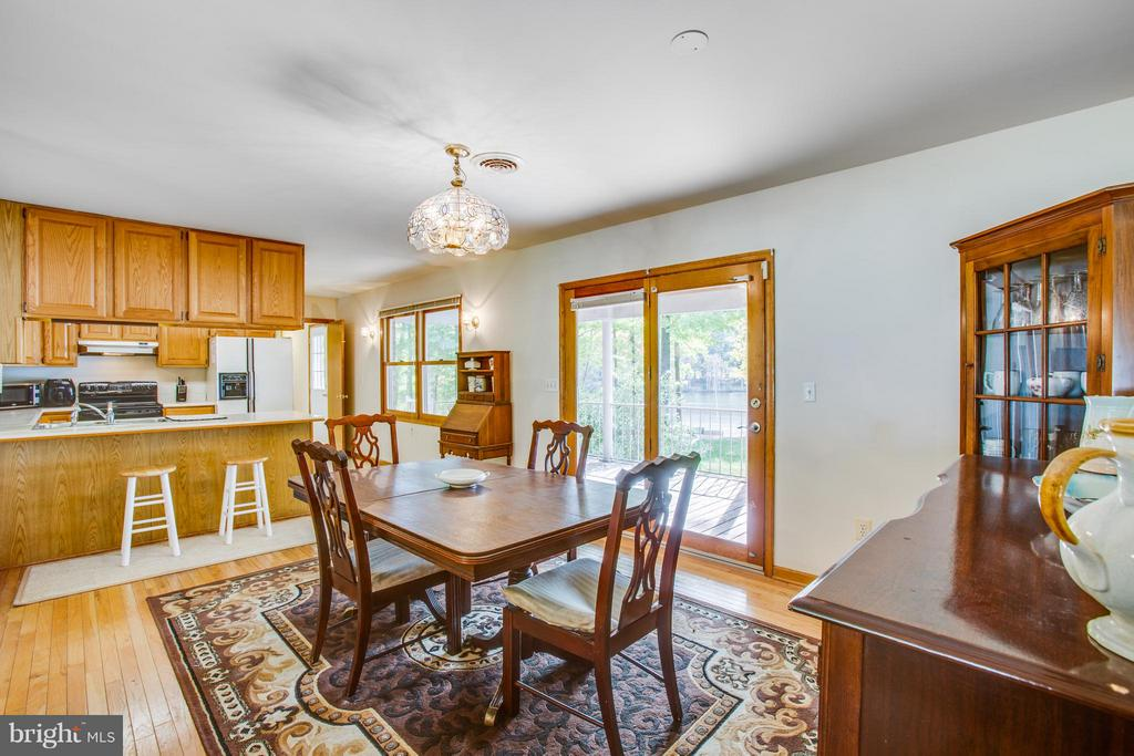 Open Dining Room - 4400 BRIGGS WAY, BUMPASS