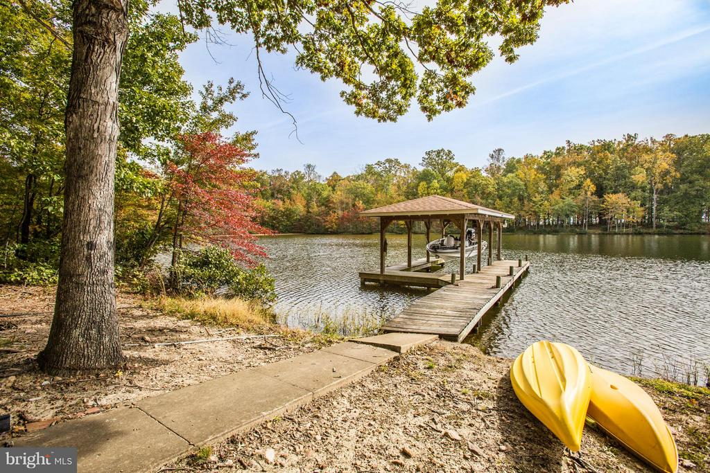 Private Cove - 4400 BRIGGS WAY, BUMPASS