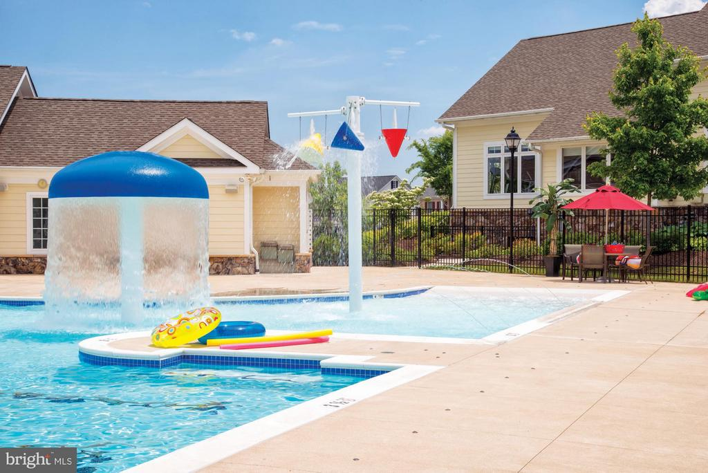 Community Kids Pool - 23608 WATERFORD DOWNS TER, ASHBURN