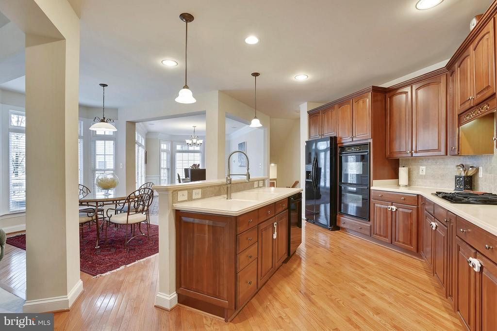 Kitchen - 19042 CRIMSON CLOVER TER, LEESBURG