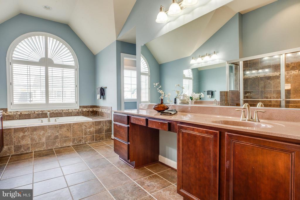 Bath (Master) luxury galore - 16585 SPACE MORE CIR, WOODBRIDGE