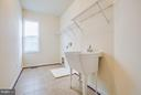 Gone are crammed laundry days in this bright space - 16585 SPACE MORE CIR, WOODBRIDGE