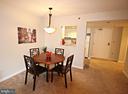 Note Convenient Kitchen Pass Through - 900 TAYLOR ST #1111, ARLINGTON