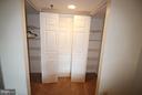 Double Closets - 900 TAYLOR ST #1111, ARLINGTON