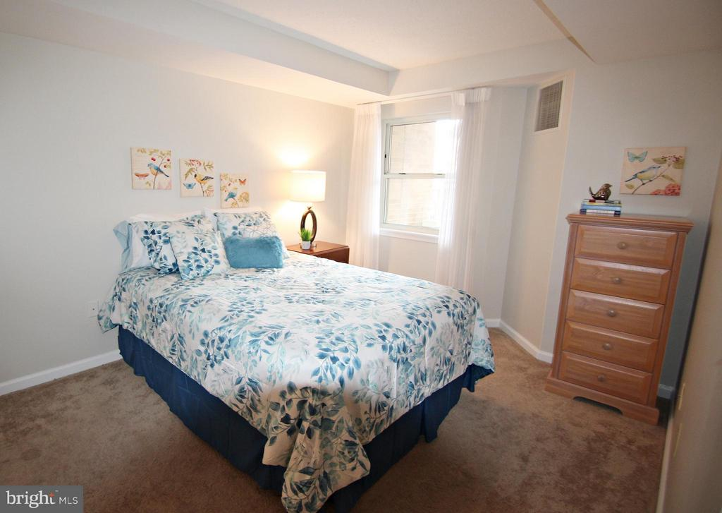 Spacious Bedroom - 900 TAYLOR ST #1111, ARLINGTON