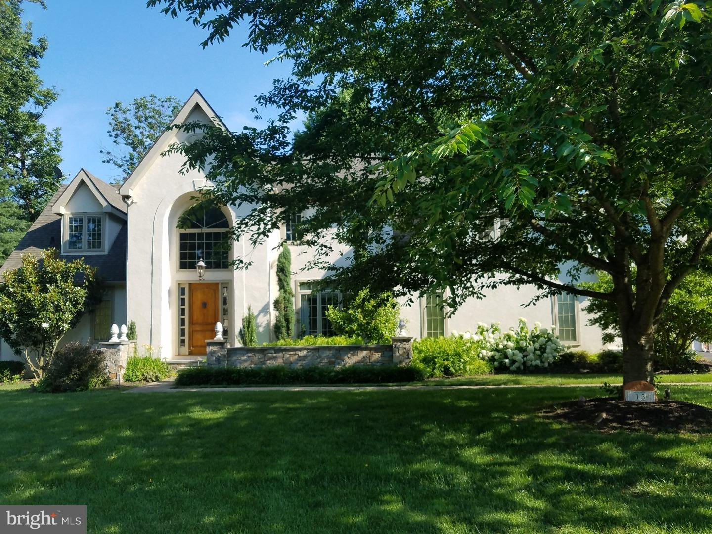 Photo of home for sale at 15 Villa Drive, Ambler PA