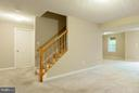 Basement - 10565 WINGED ELM CIR, MANASSAS