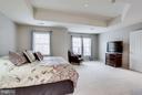 Enormous master suite! - 42791 EXPLORER DR, ASHBURN