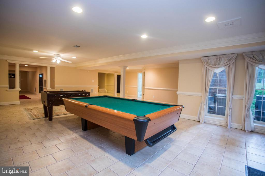 Basement - 7208 WOLF RUN SHOALS RD, FAIRFAX STATION