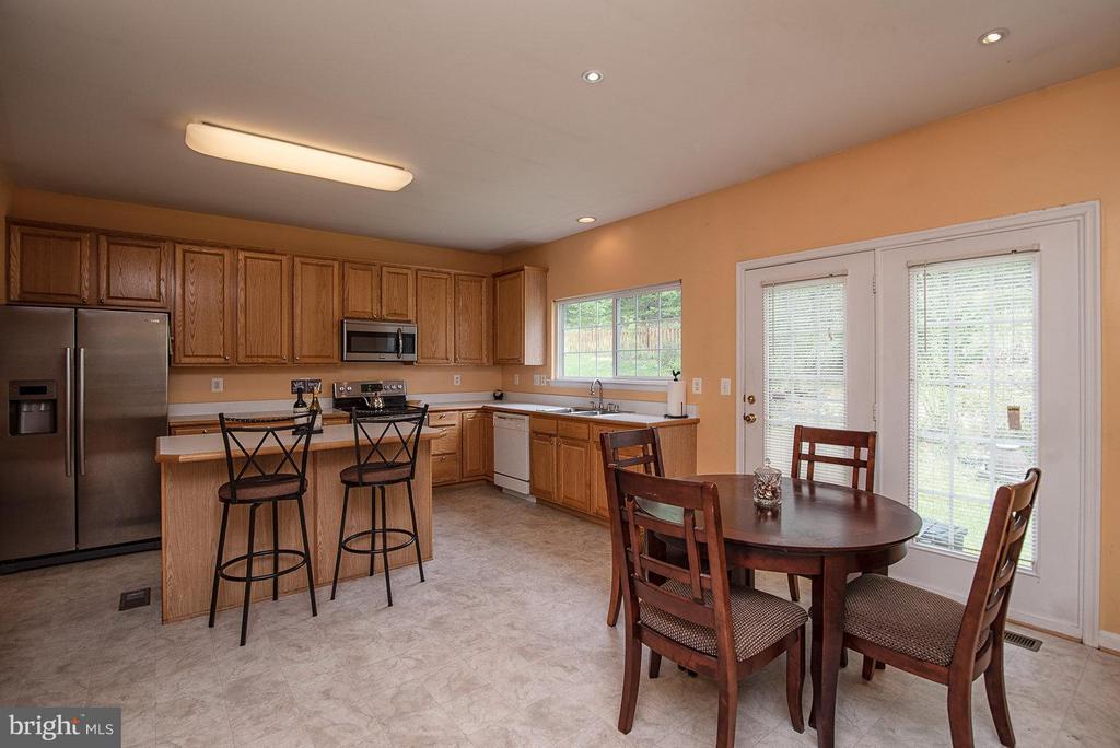 Kitchen - 3004 VIDALIA CT, DUMFRIES