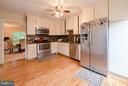 Kitchen - 11644 MEDITERRANEAN CT, RESTON