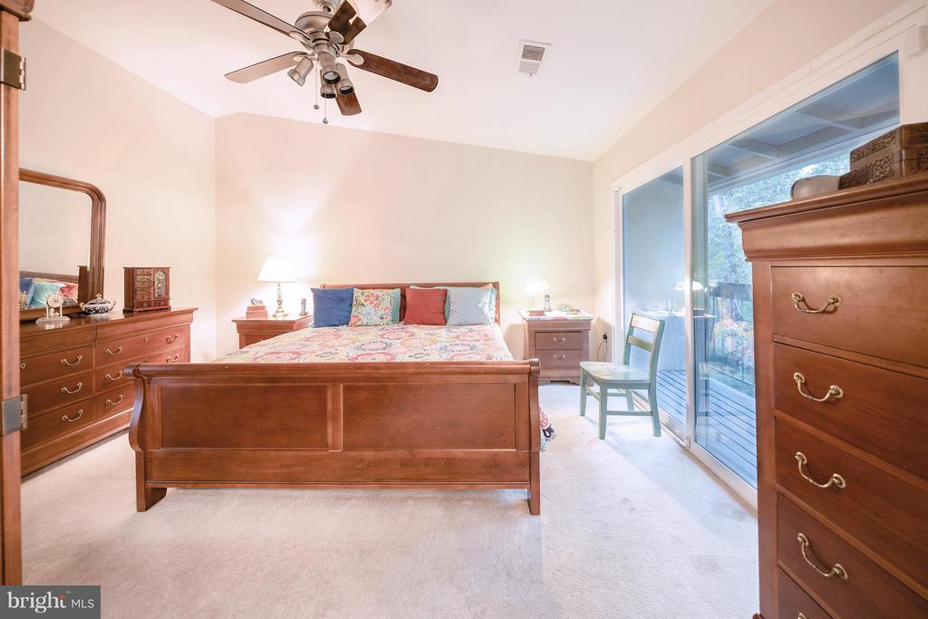 Bedroom (Master) - 11644 MEDITERRANEAN CT, RESTON