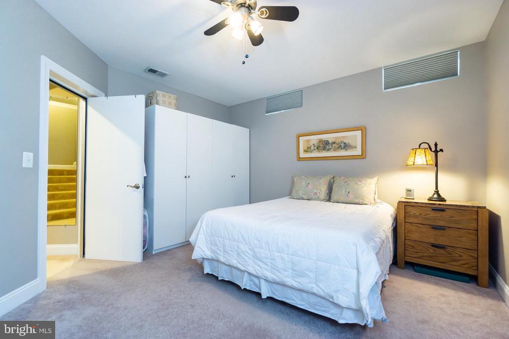 Separate basement room - 18967 ROCKY CREEK DR, LEESBURG
