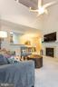 Open concept enables easy living - 11314 WESTBROOK MILL LN #303, FAIRFAX