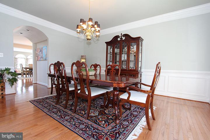 Dining Room - 40710 JADE CT, LEESBURG
