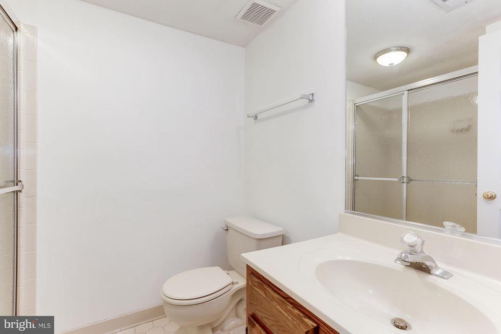 Full bath in basement (3.5 total baths) - 43979 CHOPTANK TER, ASHBURN