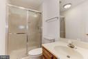 Private master bath - 43979 CHOPTANK TER, ASHBURN