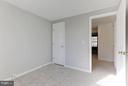 Third bedroom on upper level. - 43979 CHOPTANK TER, ASHBURN
