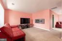 Living Room - 7810 GATESHEAD LN, MANASSAS