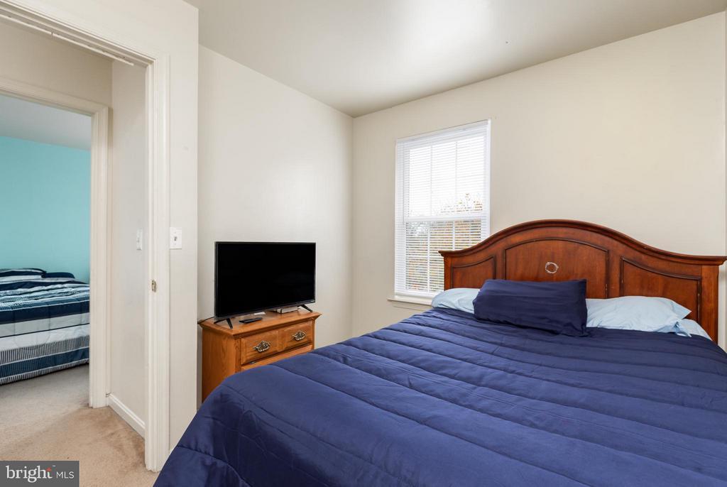 Bedroom - 7810 GATESHEAD LN, MANASSAS