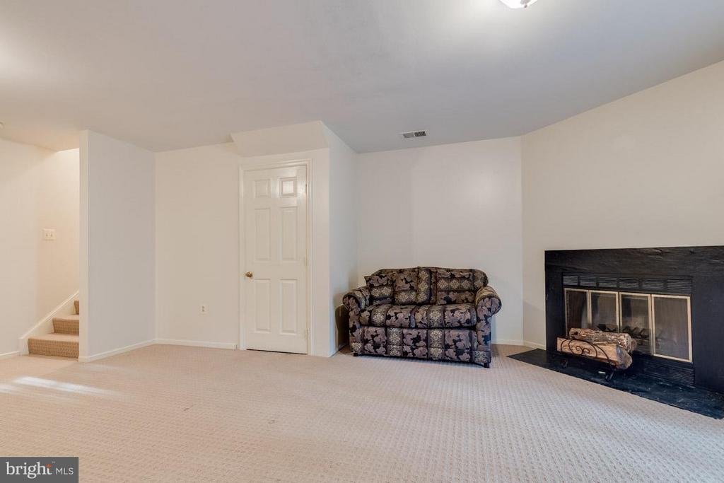 Basement - 3514 CALEDONIA CIR, WOODBRIDGE