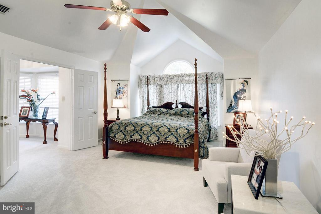 Bedroom (Master) - 9009 COPPERLEAF LN, FAIRFAX STATION