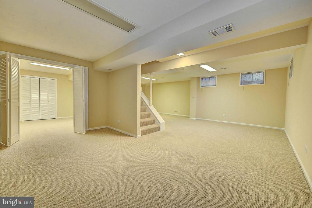 Basement - 10854 BURR OAK WAY, BURKE