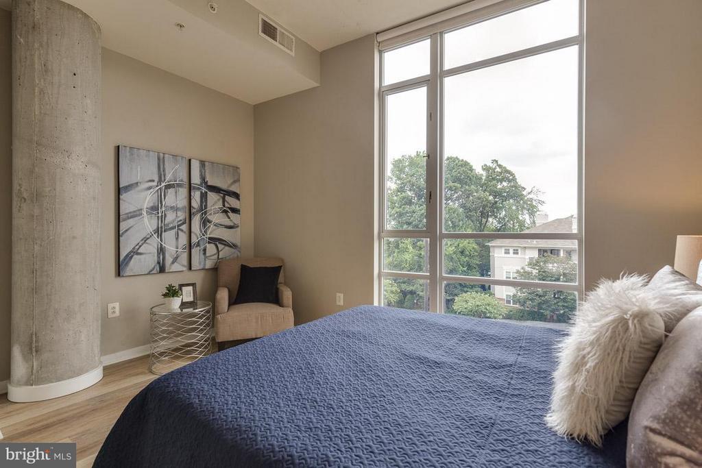 Bedroom - 12025 NEW DOMINION PKWY #222, RESTON