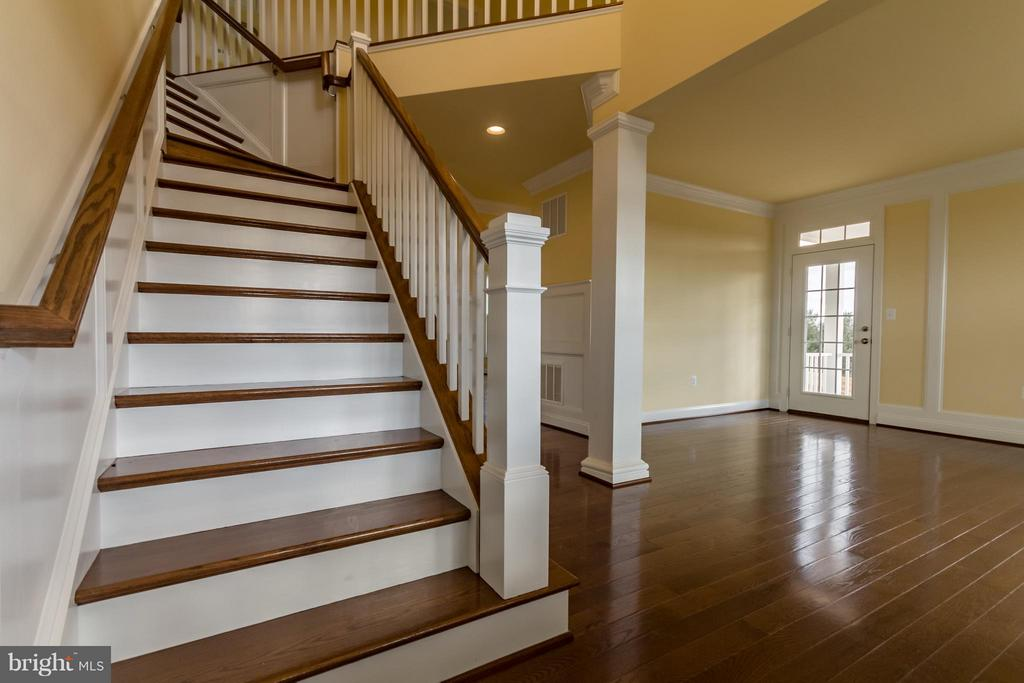 Crown Molding throughout - 208 SAINT ANDREWS CT, WINCHESTER