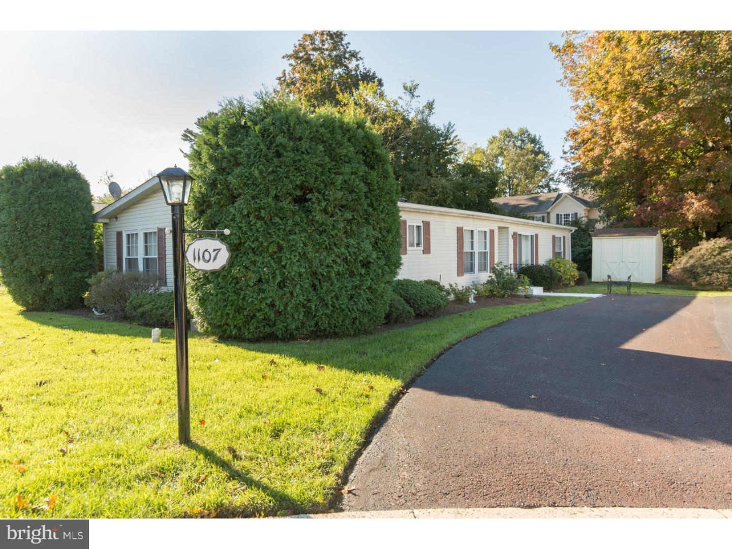 Photo of home for sale at 1107 Gwynedd Woods Road, North Wales PA