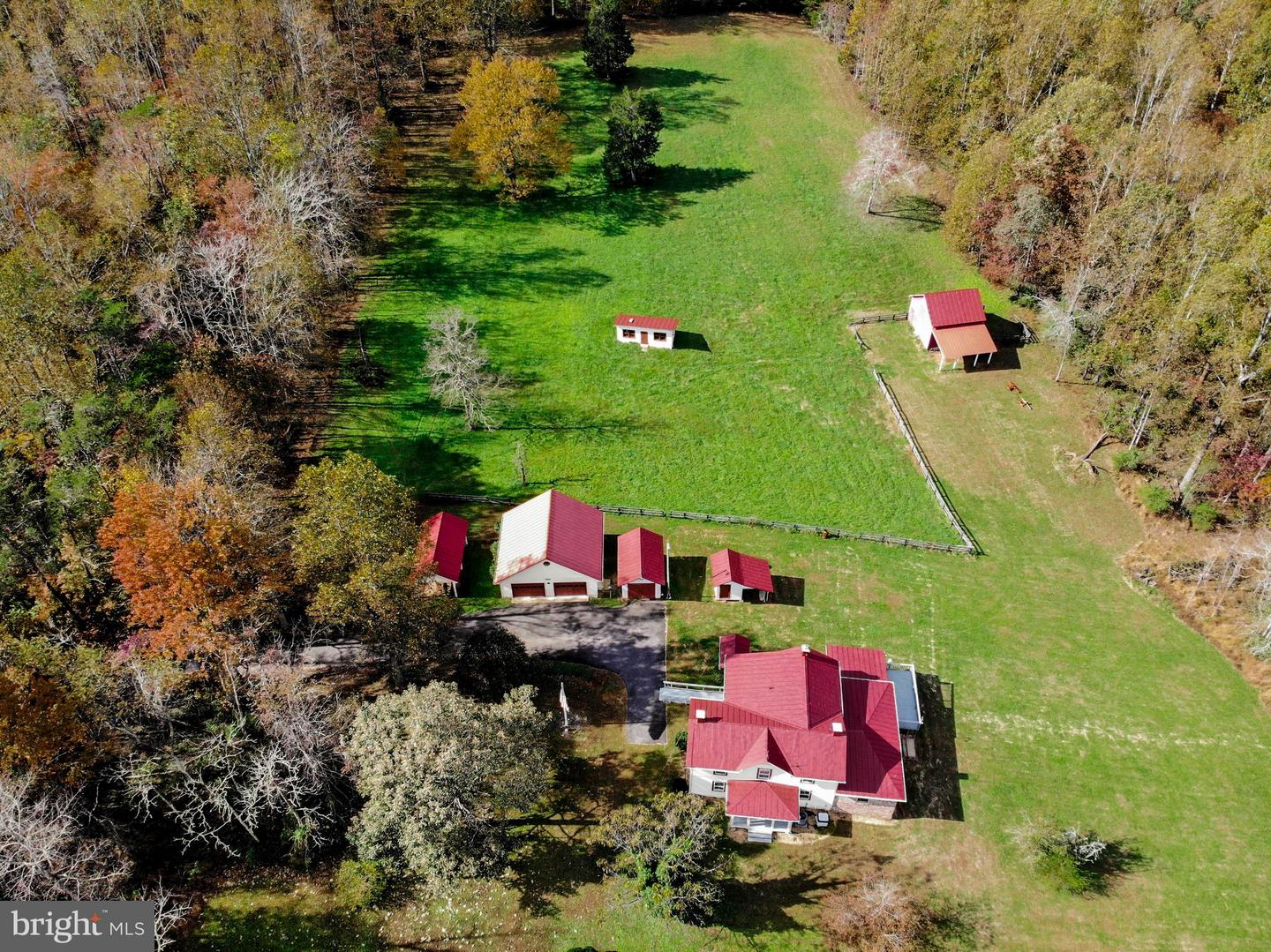Farm for Sale at 24 Brinkley Ln Boston, Virginia 22713 United States