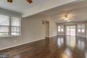 Living and Dining Rooms - 3 ROSS CT, STAFFORD