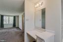 Master Bedroom Dressing Area - 9811 FAIRMONT AVE, MANASSAS