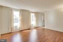 Look at those floors shine in the sun! - 9811 FAIRMONT AVE, MANASSAS