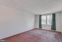 Nice-Sized Master Bedroom - 9811 FAIRMONT AVE, MANASSAS