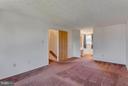 Bedroom (Master) - 9811 FAIRMONT AVE, MANASSAS