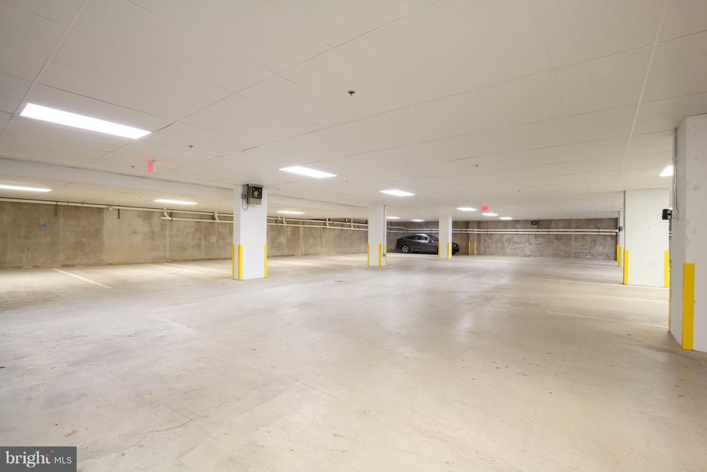 Parking Garage - 1628 11TH STREET NW #101, WASHINGTON