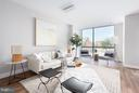 Living Room - 1628 11TH STREET NW #101, WASHINGTON