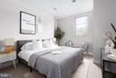 Master Bedroom - 1628 11TH STREET NW #101, WASHINGTON