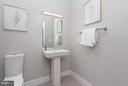 Powder Room - 1628 11TH STREET NW #101, WASHINGTON