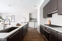 Kitchen - 1628 11TH STREET NW #101, WASHINGTON