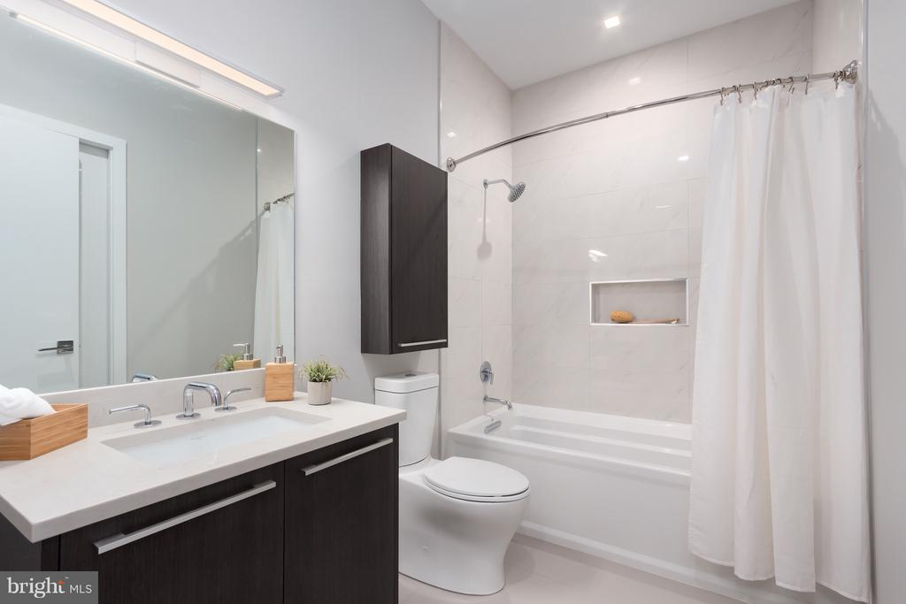 Bathroom - 1628 11TH STREET NW #101, WASHINGTON