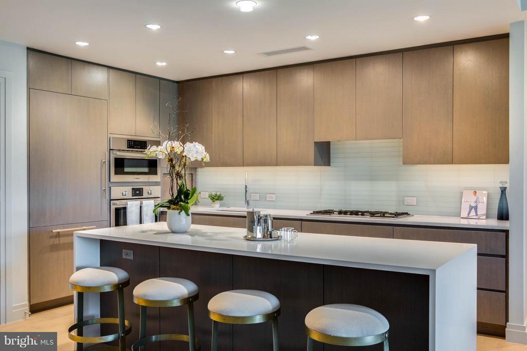 Kitchen - 2501 M ST NW #411, WASHINGTON