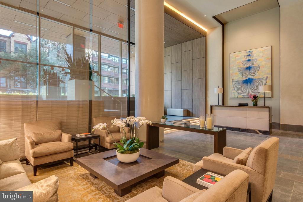 Lobby Entrance - 2501 M ST NW #411, WASHINGTON