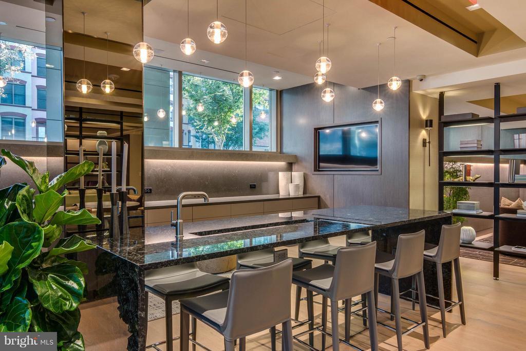 Residents Lounge - Bar - 2501 M ST NW #411, WASHINGTON