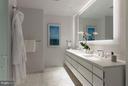 Master Bathroom - 2501 M ST NW #411, WASHINGTON