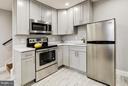 and kitchen - 612 9TH ST NE, WASHINGTON