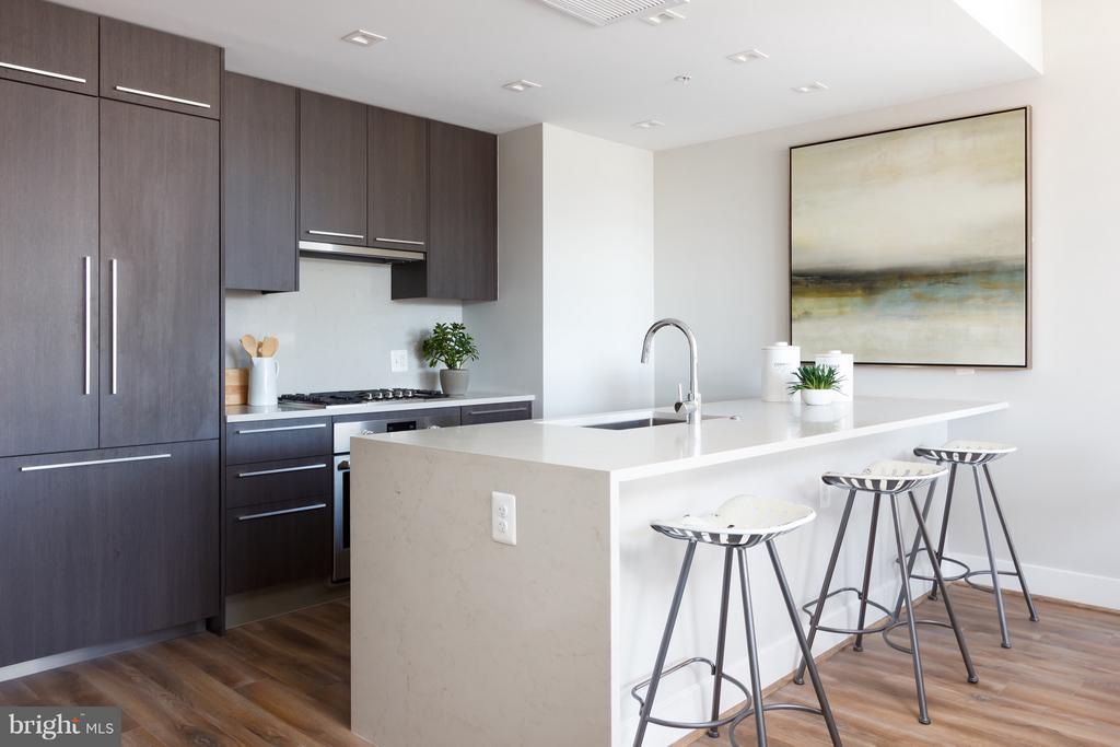 Kitchen - 1628 11TH ST NW #109, WASHINGTON