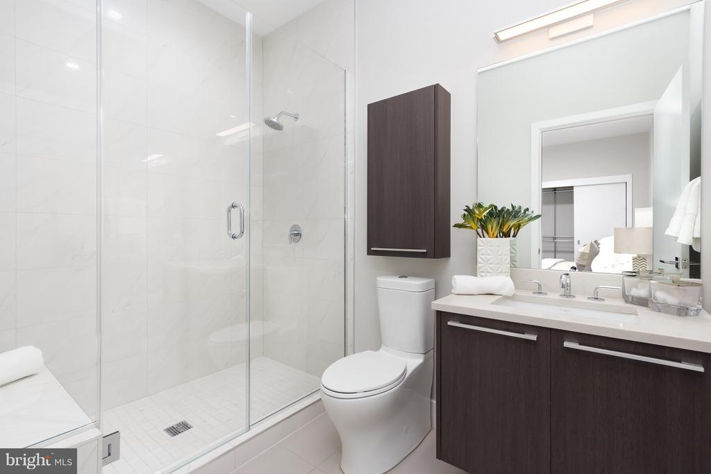 Master Bathroom - 1628 11TH ST NW #109, WASHINGTON