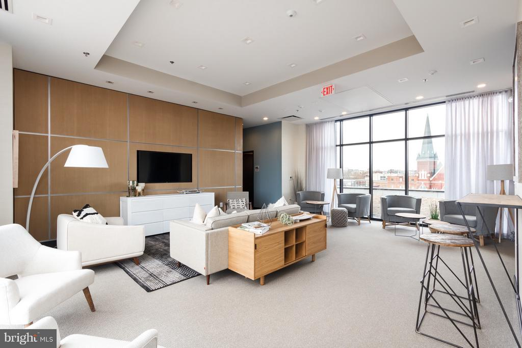 Rooftop - Common Area - 1628 11TH ST NW #109, WASHINGTON